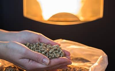 Котел или камина на пелети да изберем за отопление на дома